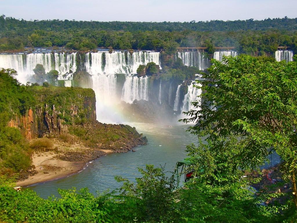 Iguasu Falls, South America