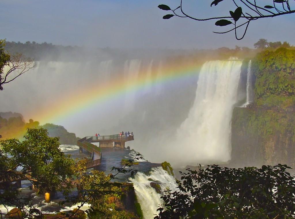 Iguacu Falls, South America