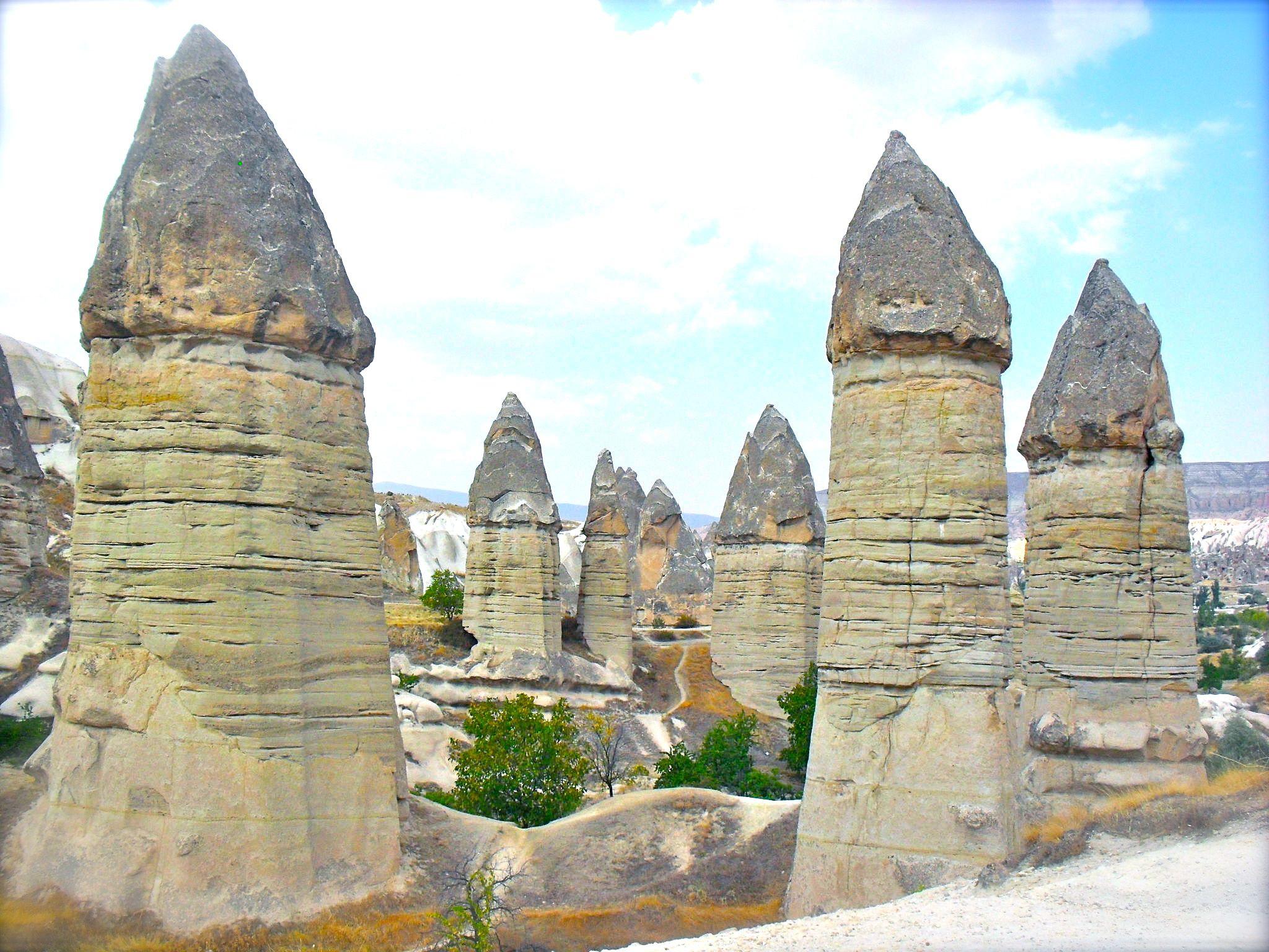 Fairy Chimneys, Cappadocia