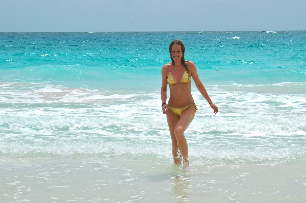 Crane Beach, Barbados - now that's what I call water!