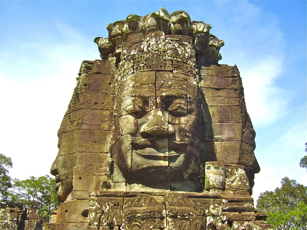 Temple of Bayon