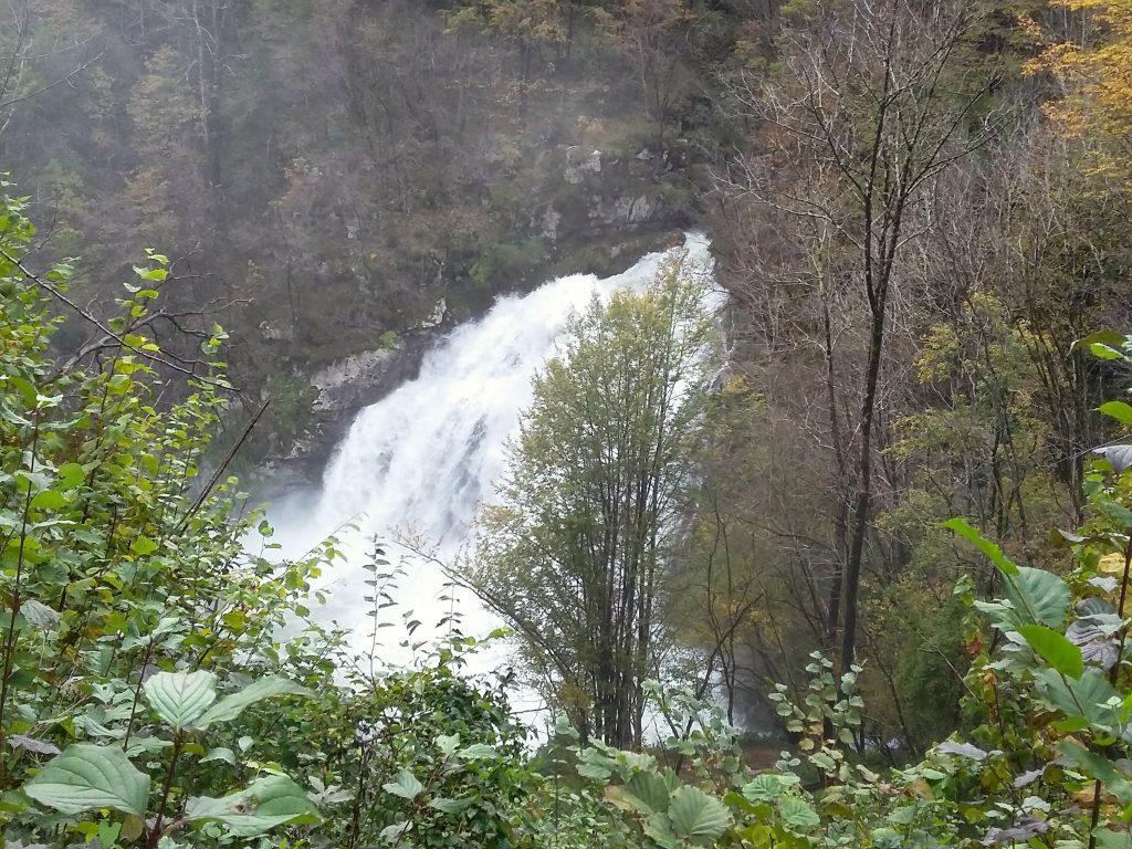 waterfall slovenia