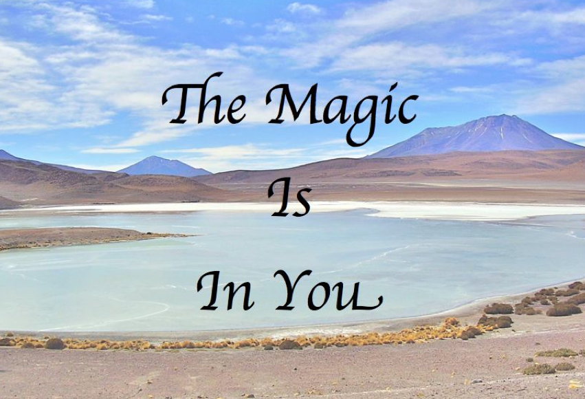 the magic is in you2